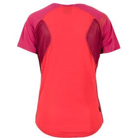 La Sportiva Catch T-Shirt Femme, garnet/beet